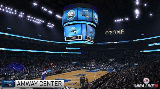 NBA Live 15 Screenshot #92 for Xbox One