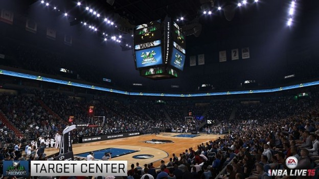 NBA Live 15 Screenshot #96 for Xbox One