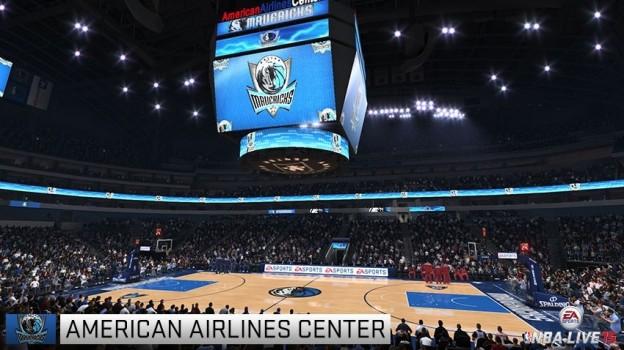 NBA Live 15 Screenshot #107 for Xbox One