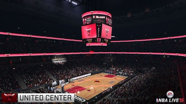 NBA Live 15 Screenshot #109 for Xbox One