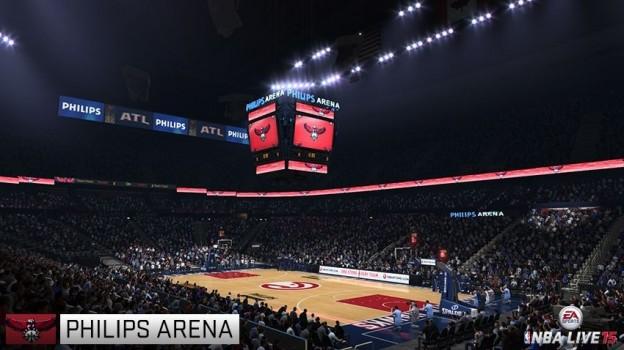 NBA Live 15 Screenshot #113 for Xbox One