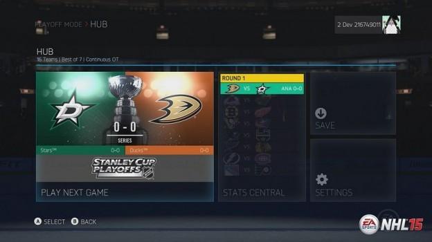 NHL 15 Screenshot #129 for PS4