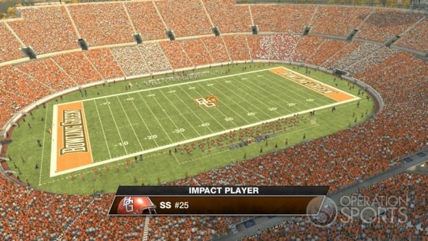 NCAA Football 09 Screenshot #419 for Xbox 360