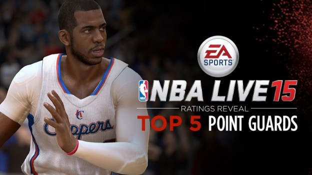 NBA Live 15 Screenshot #126 for PS4