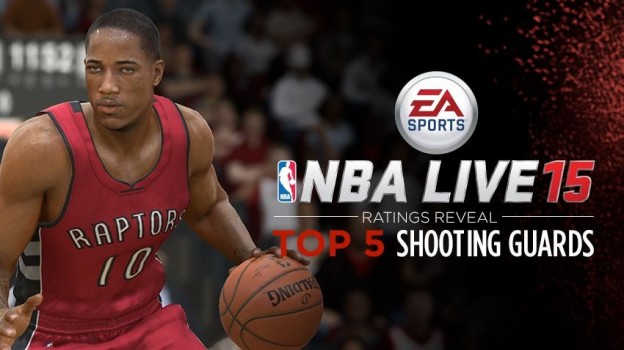 NBA Live 15 Screenshot #125 for Xbox One