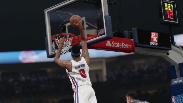 NBA 2K15 Screenshot #70 for PS4