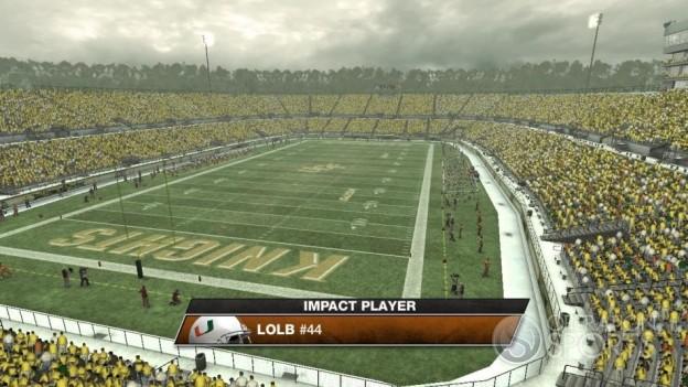 NCAA Football 09 Screenshot #424 for Xbox 360