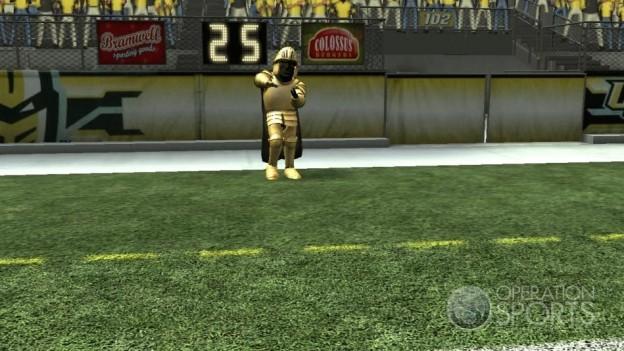 NCAA Football 09 Screenshot #425 for Xbox 360