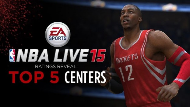 NBA Live 15 Screenshot #150 for PS4