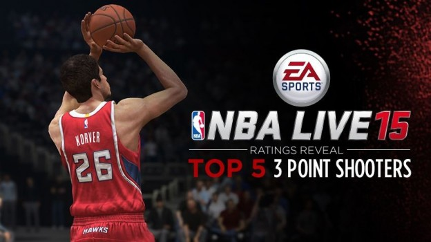 NBA Live 15 Screenshot #156 for PS4