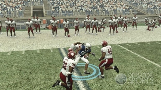 NCAA Football 09 Screenshot #429 for Xbox 360