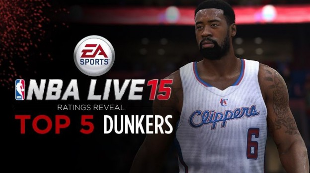 NBA Live 15 Screenshot #157 for PS4