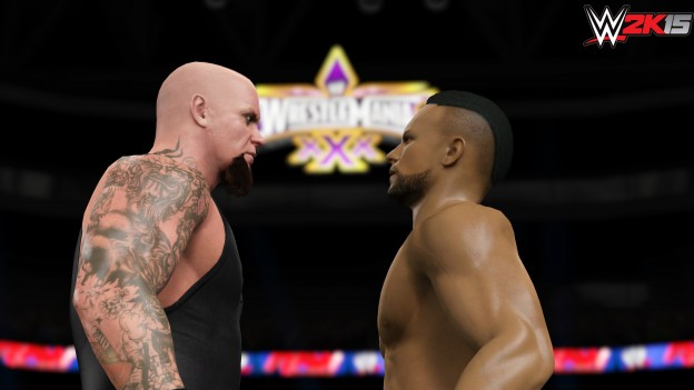WWE 2K15 Screenshot #19 for PS4