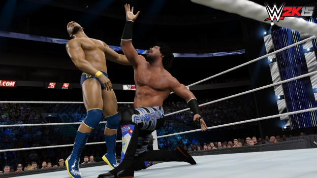WWE 2K15 Screenshot #20 for PS4