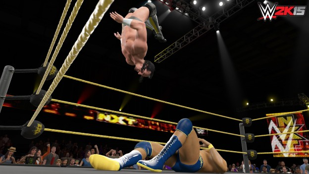 WWE 2K15 Screenshot #21 for PS4