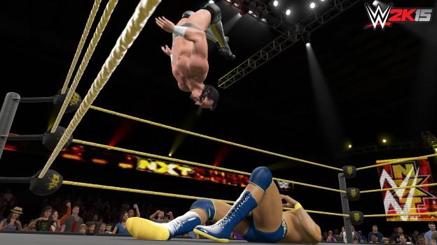 WWE 2K15 Screenshot #21 for PS4