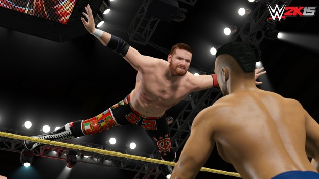 WWE 2K15 Screenshot #22 for PS4