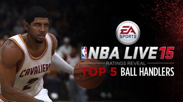 NBA Live 15 Screenshot #168 for PS4
