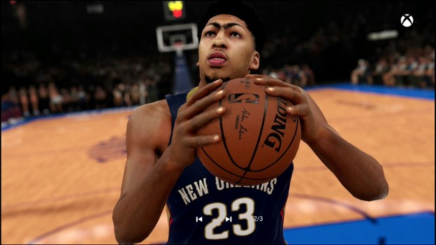 NBA 2K15 Screenshot #25 for Xbox One