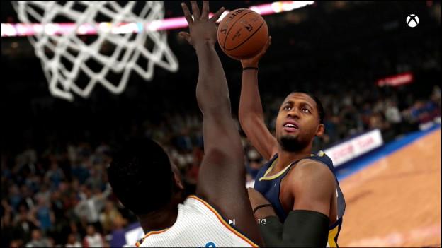 NBA 2K15 Screenshot #27 for Xbox One