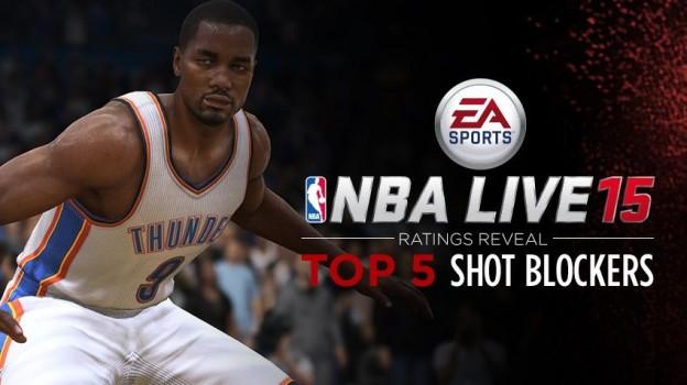 NBA Live 15 Screenshot #183 for PS4