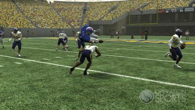 NCAA Football 09 Screenshot #435 for Xbox 360