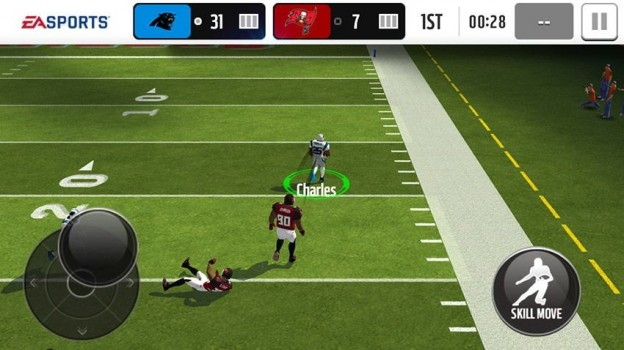 Madden NFL 15 Screenshot #2 for iOS