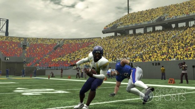 NCAA Football 09 Screenshot #438 for Xbox 360