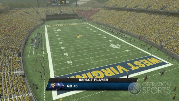 NCAA Football 09 Screenshot #440 for Xbox 360
