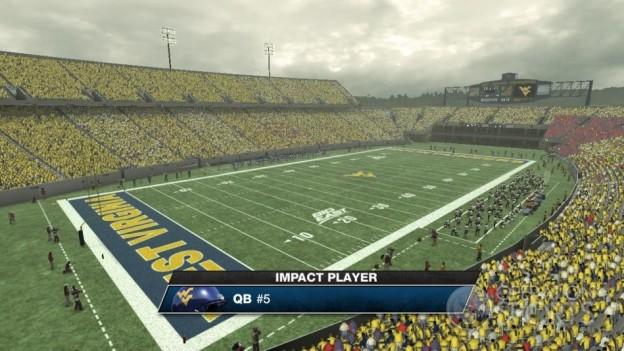NCAA Football 09 Screenshot #441 for Xbox 360