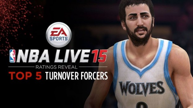 NBA Live 15 Screenshot #219 for PS4