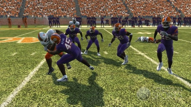 NCAA Football 09 Screenshot #445 for Xbox 360