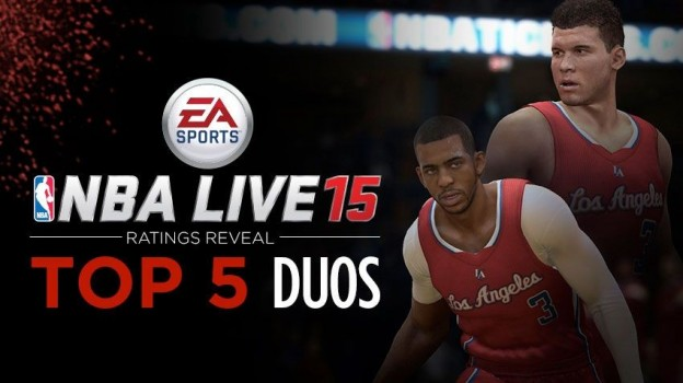 NBA Live 15 Screenshot #226 for PS4