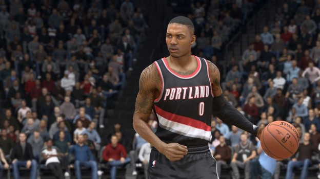 NBA Live 15 Screenshot #225 for Xbox One