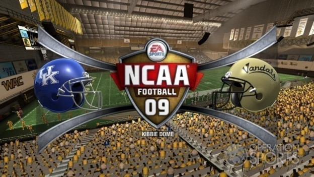 NCAA Football 09 Screenshot #450 for Xbox 360