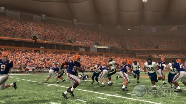 NCAA Football 09 Screenshot #454 for Xbox 360