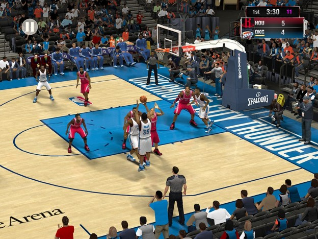 NBA 2K15 Screenshot #1 for iOS