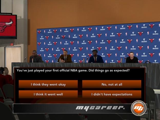 NBA 2K15 Screenshot #5 for iOS