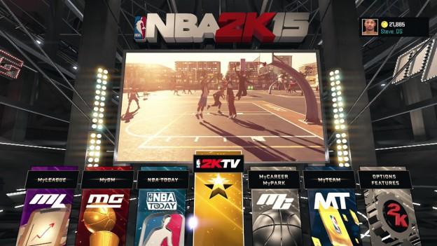 NBA 2K15 Screenshot #77 for PS4