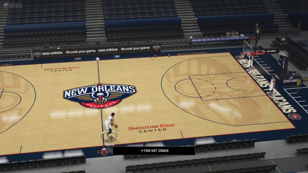 NBA 2K15 Screenshot #82 for PS4