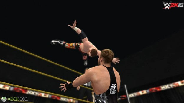 WWE 2K15 Screenshot #4 for Xbox 360