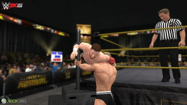 WWE 2K15 Screenshot #6 for Xbox 360