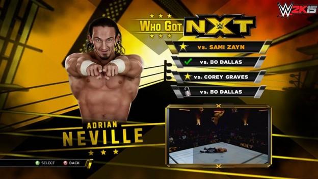 WWE 2K15 Screenshot #8 for Xbox 360