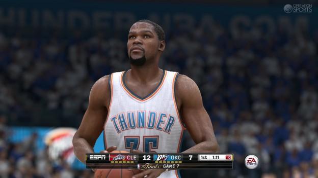 NBA Live 15 Screenshot #258 for PS4