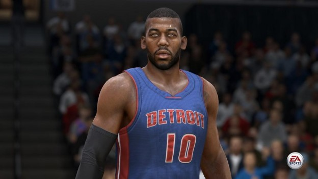 NBA Live 15 Screenshot #259 for PS4