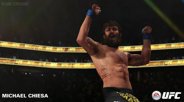 EA Sports UFC Screenshot #125 for PS4