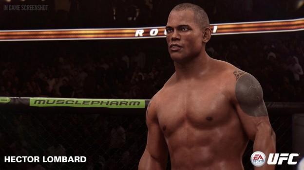 EA Sports UFC Screenshot #126 for PS4