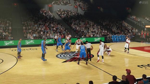 NBA 2K15 Screenshot #86 for PS4