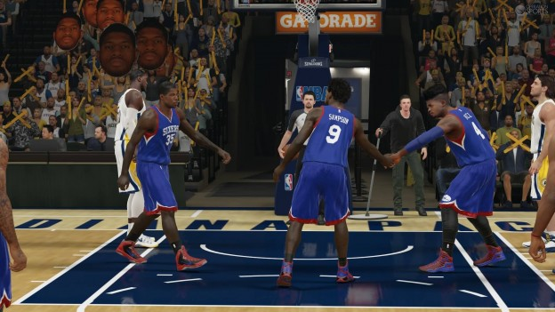 NBA 2K15 Screenshot #87 for PS4