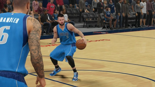 NBA 2K15 Screenshot #89 for PS4